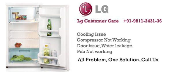 LG Refrigerator Customer Care